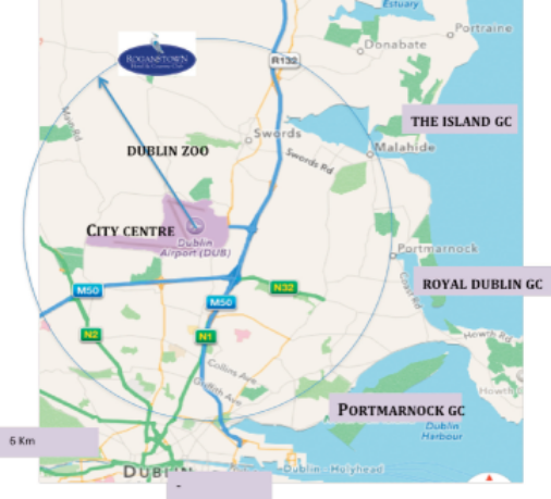 100万投资项目_爱尔兰100万欧元投资移民项目——乡村俱乐部和酒店|其他国家 ...