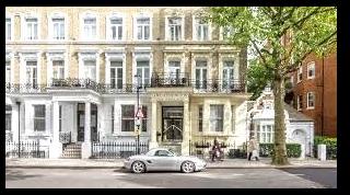 永久产权拥有23间客房的伦敦伯爵宫酒店待售